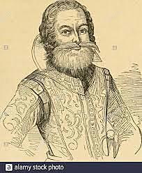 Captain Bartholomew Gosnold