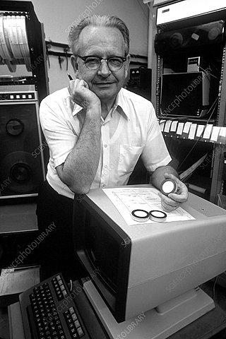 Karl Norris (padre de la espectroscopía NIR)