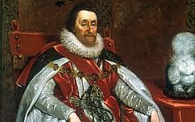 King James 1 Dies