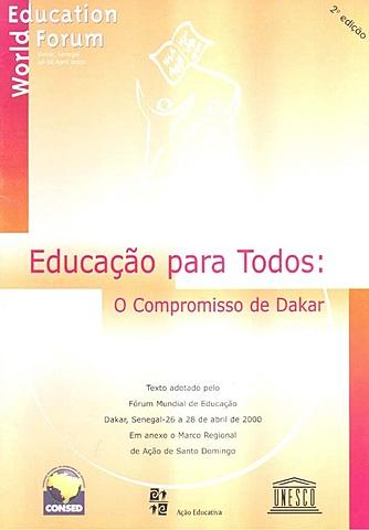 Declaração de Dakar – Educação para Todos