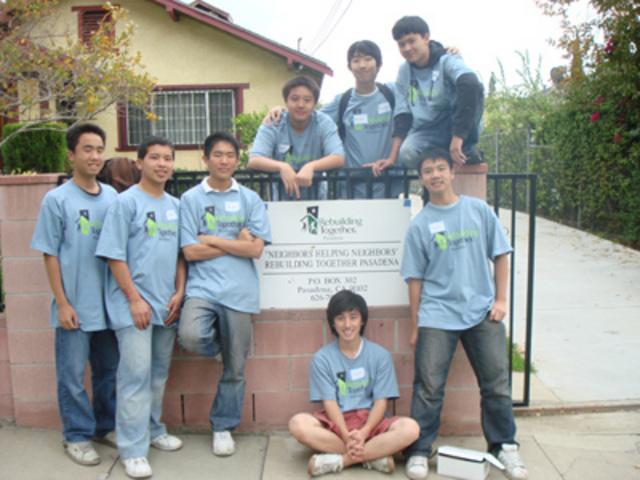 Rebuilding Together Pasadena