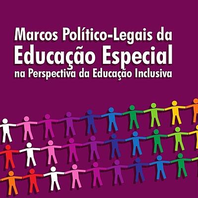 Marcos Políticos Legais da Educação Inclusiva timeline