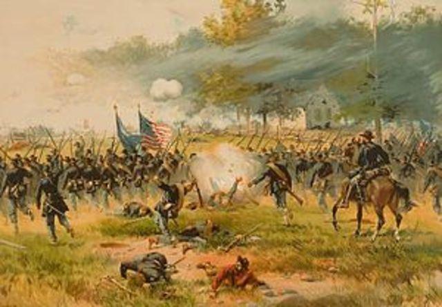 Battle of Sharpsburg