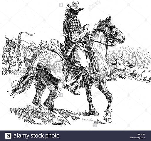 Drovers or Cowboys