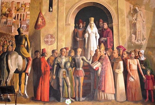 Prinecesa Isabel proclamada reina