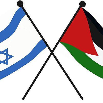Israël-Palestina timeline