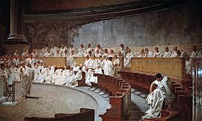 Catilinarias, Cicerón