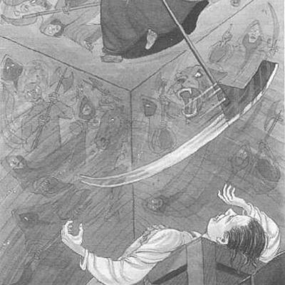 Seven Stories of Mystery and Horror (Written by Edgar Allan Poe) timeline