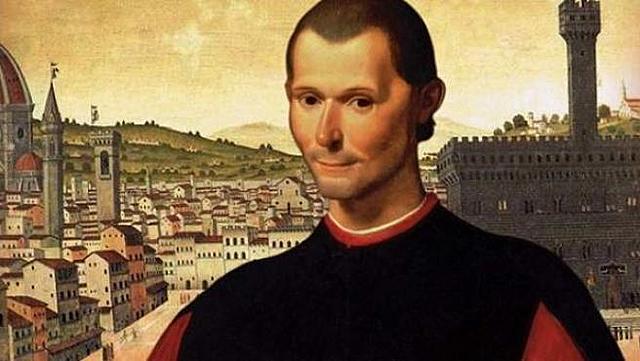 El príncipe, Maquiavelo