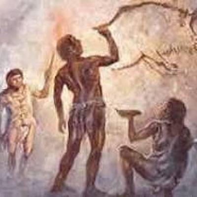 LINEA DEL TIEMPO DE LA EVOLUCIÓN DE LA ESPECIE HUMANA timeline