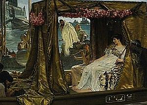Antonio y Cleopatra, William Shakespeare