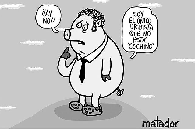 La Caricatura Moderna