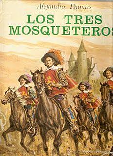 Los tres mosqueteros, Alejandro Dumas