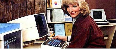 Aparicion de la Computadora