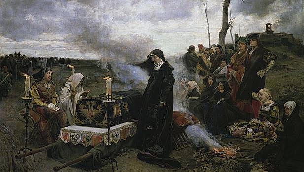 Mort de Felip el Bell