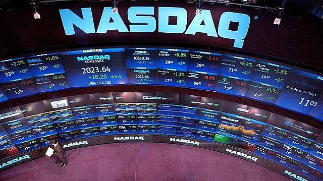 NASDAQ en la Historia de Email