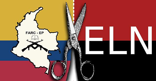 Las FARC y el ELN