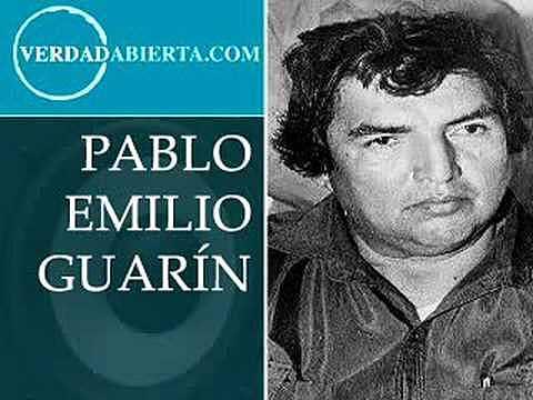 Muerte de Pablo Guarin