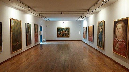 El museo de Botero