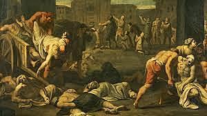La plaga de Justinià