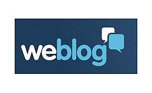Se usa el termino Weblog