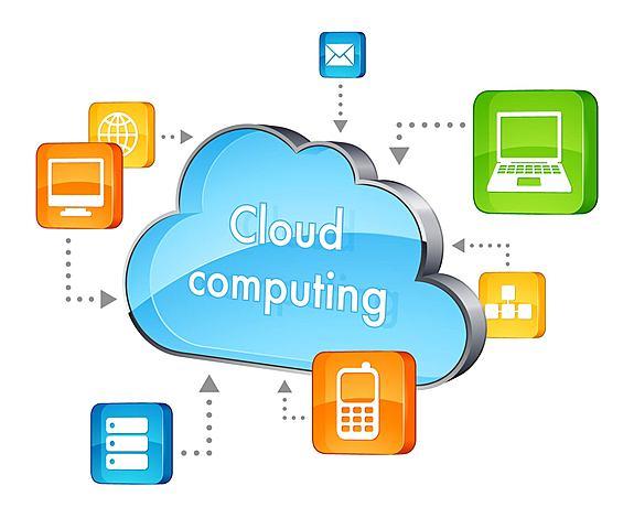 Internet en la nube: Cloud computing.