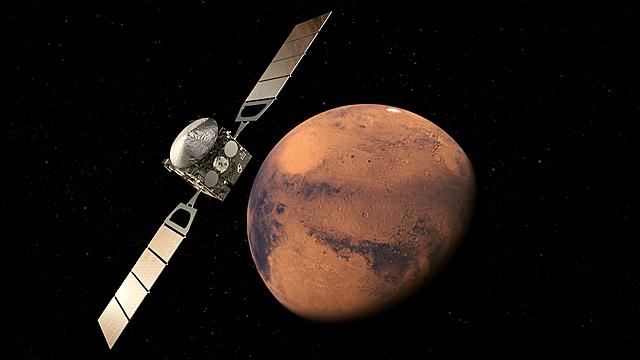 Mars Express (ESA): Part 1