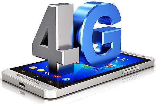 Generación 4G.