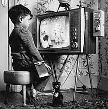 Primeres emissions públiques de televisió
