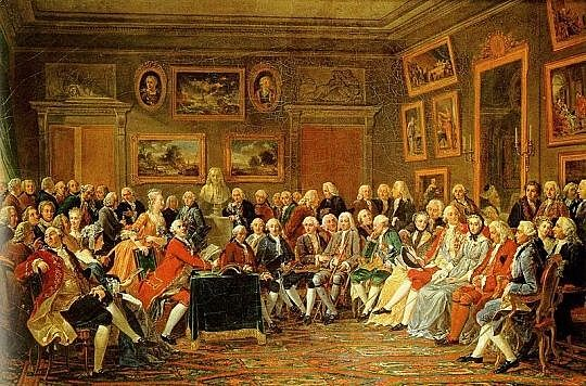Filosofía de la ilustración  siglo xviii