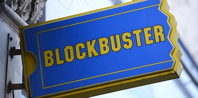 Viernes de Blockbuster