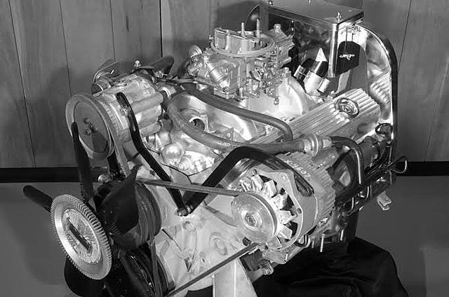 Motores 240 y 300 pulgadas