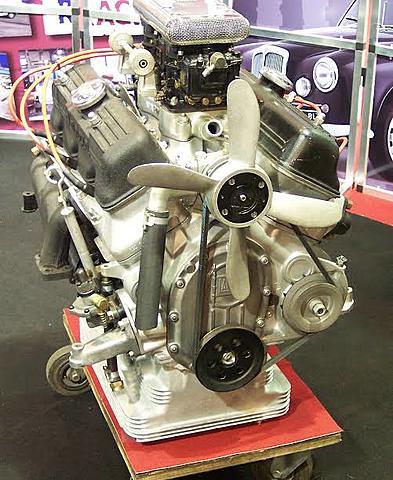 Ford motor industrial