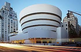 Visita Museo Guggenheim New York