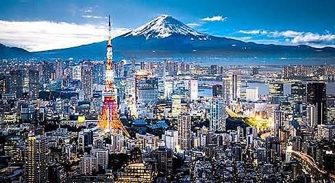 Viajo a Japon