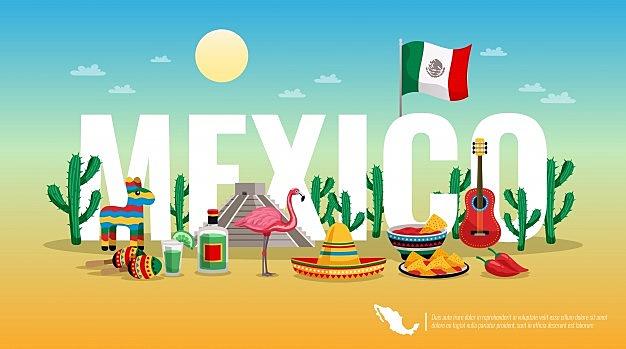 Viajo a México