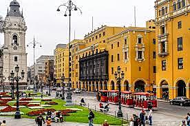 Viajo a Lima