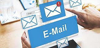 1973 Control y Acceso de Email
