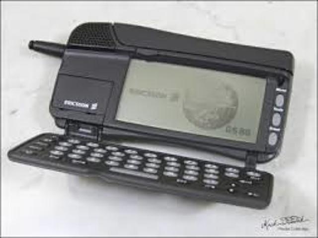 1997 El Primer Teléfono con Navegador
