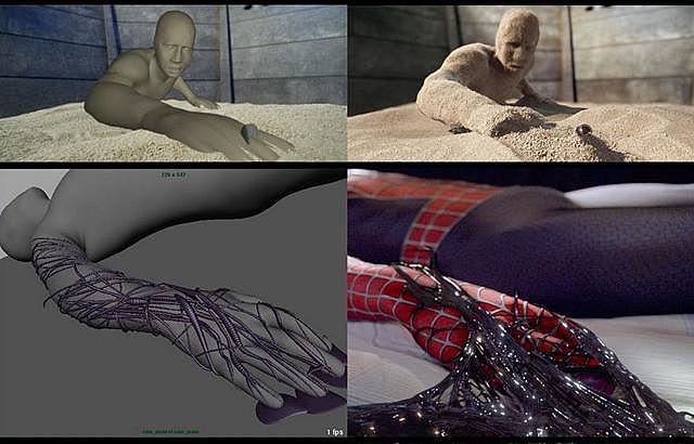 Película SPIDER-MAN 3