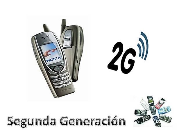 La segunda generación hace su aparición en la década de los 90