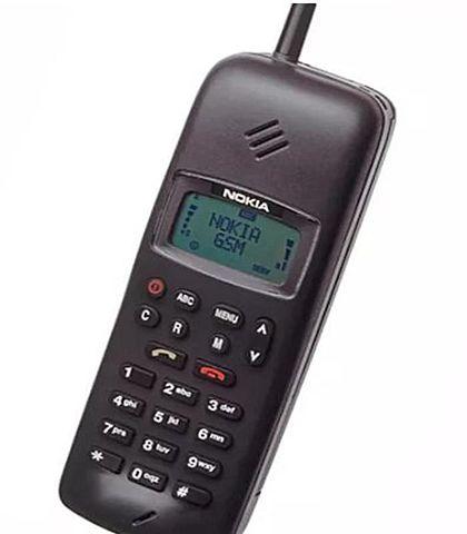 Nokia 1011 se convertía en el primer móvil con soporte para el estándar GSM que aún utilizamos a día de hoy.