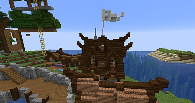 tge719 builds Snakestrip Island Inn (day 4229)