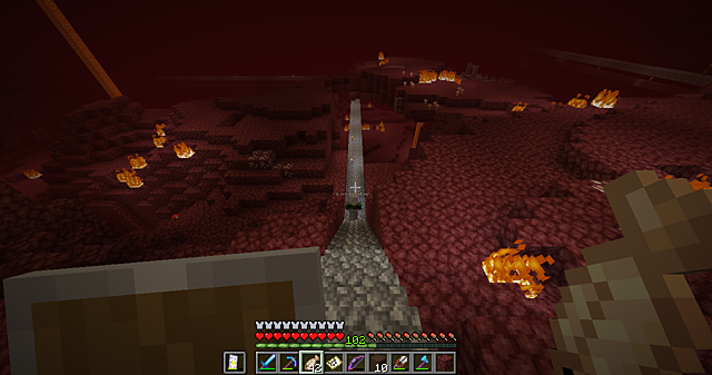 Mac Brothers' Nether Rework