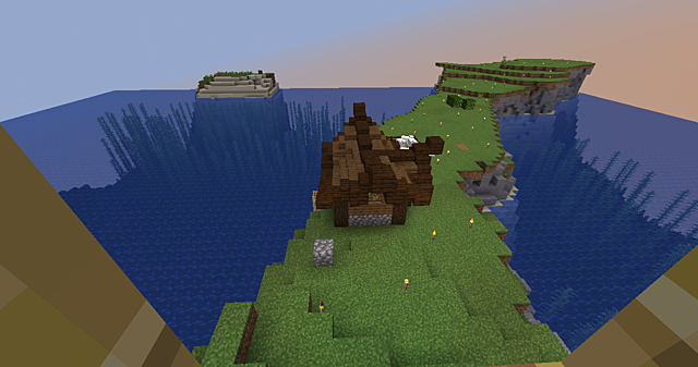 First House built on Snakestrip Island by tge719 (day 4173)