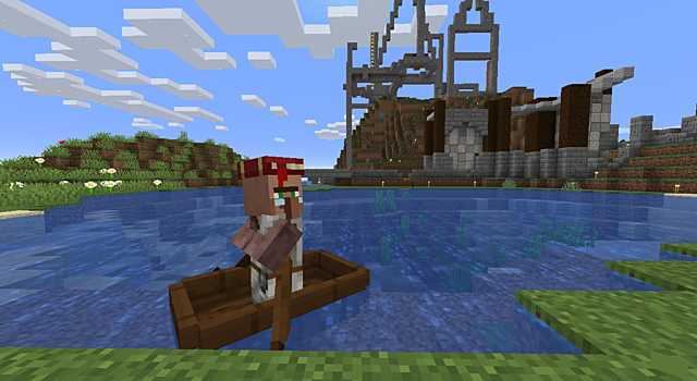 Second Villager Expedition