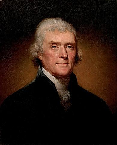 Thomas Jefferson reelected