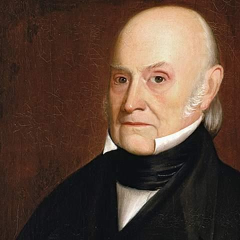 John Quincy Adams becomes president