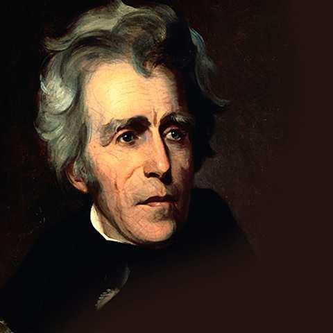 Andrew Jackson becomes president