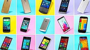 La competencia mas difícil en el mundo de los celulares